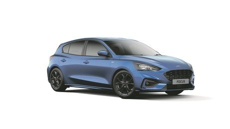 All New Focus Zetec 1.0 EcoBoost 100PS