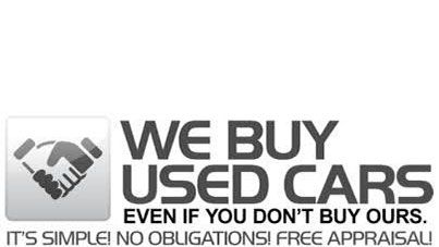 We Buy Local Used Vehicles